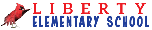 Liberty Elementary School logo centered
